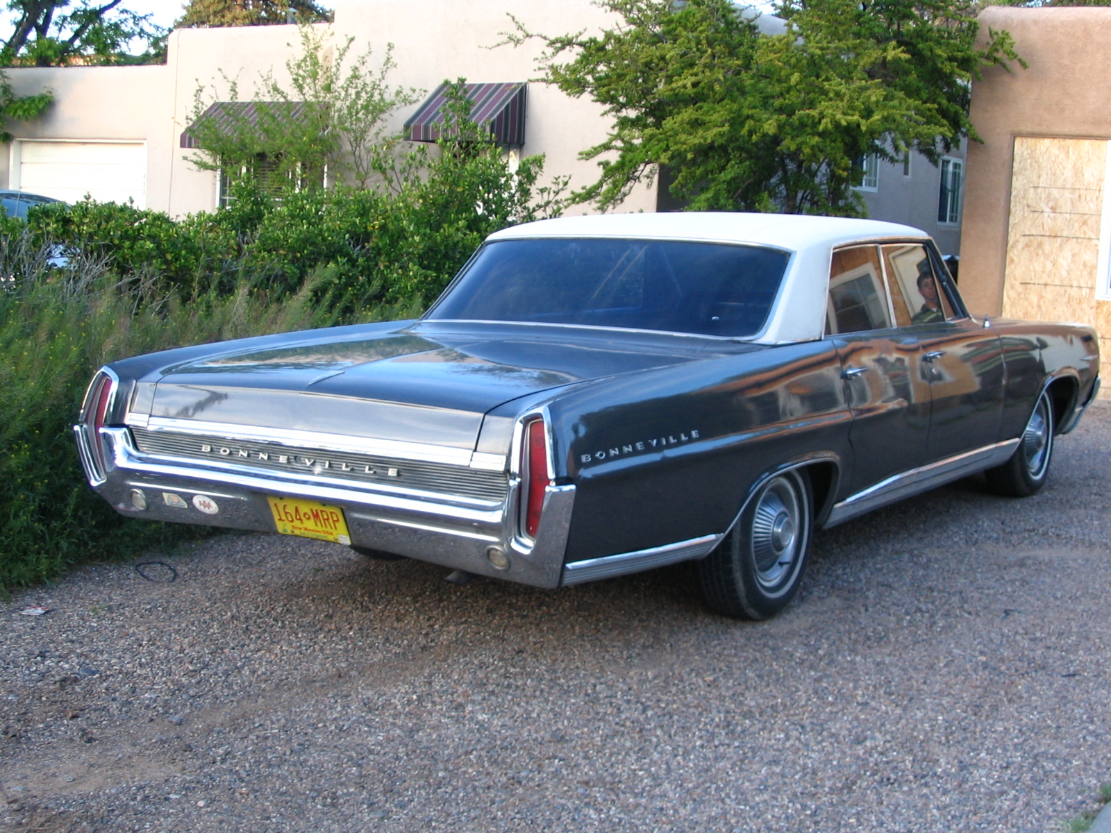 1964 Pontiac Bonneville Information And Photos Momentcar