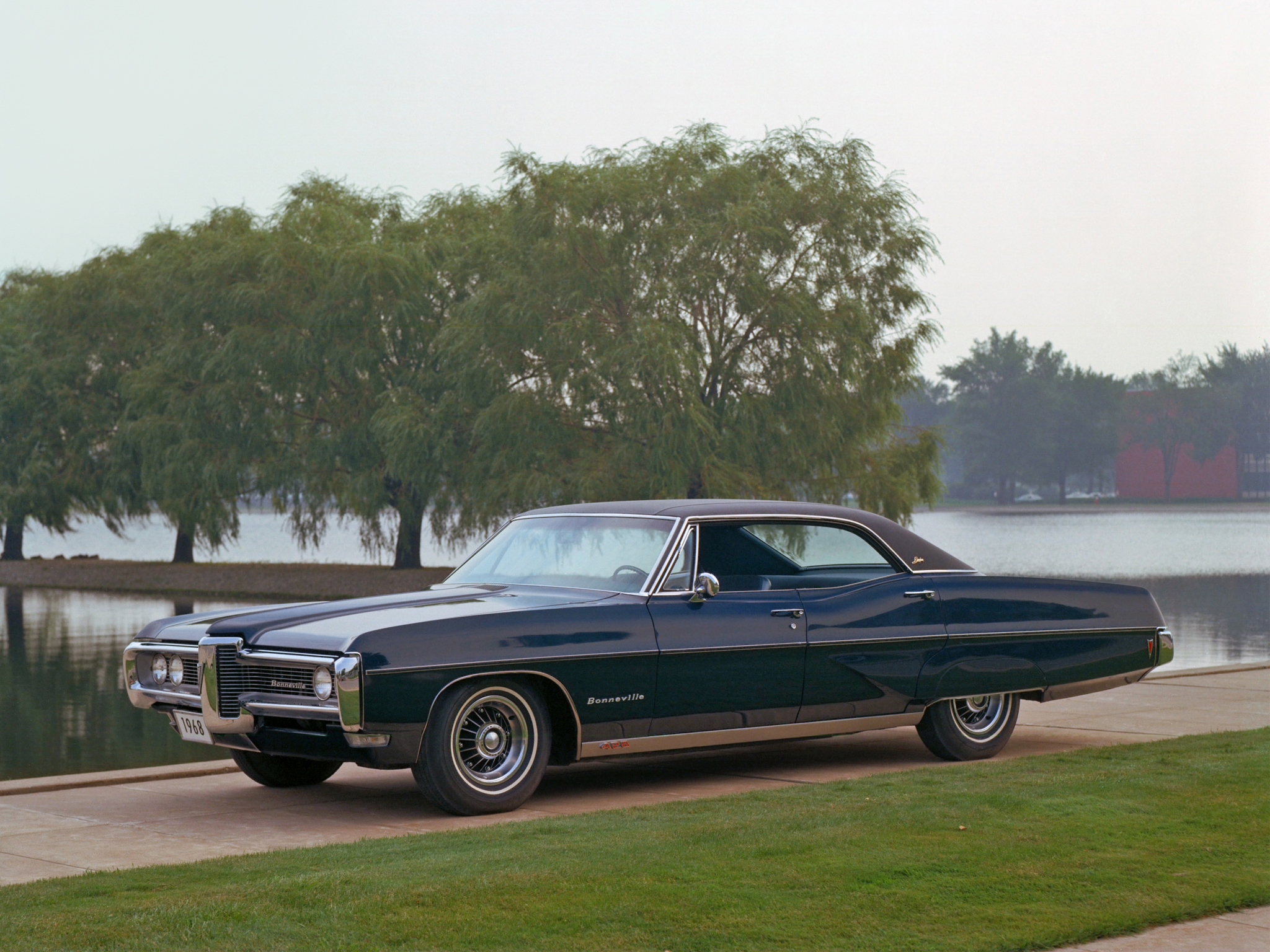 1968 Pontiac Bonneville Information And Photos Momentcar