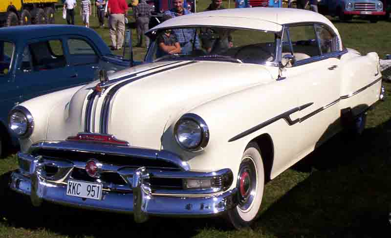 1953 Pontiac Catalina  Information and photos  MOMENTcar