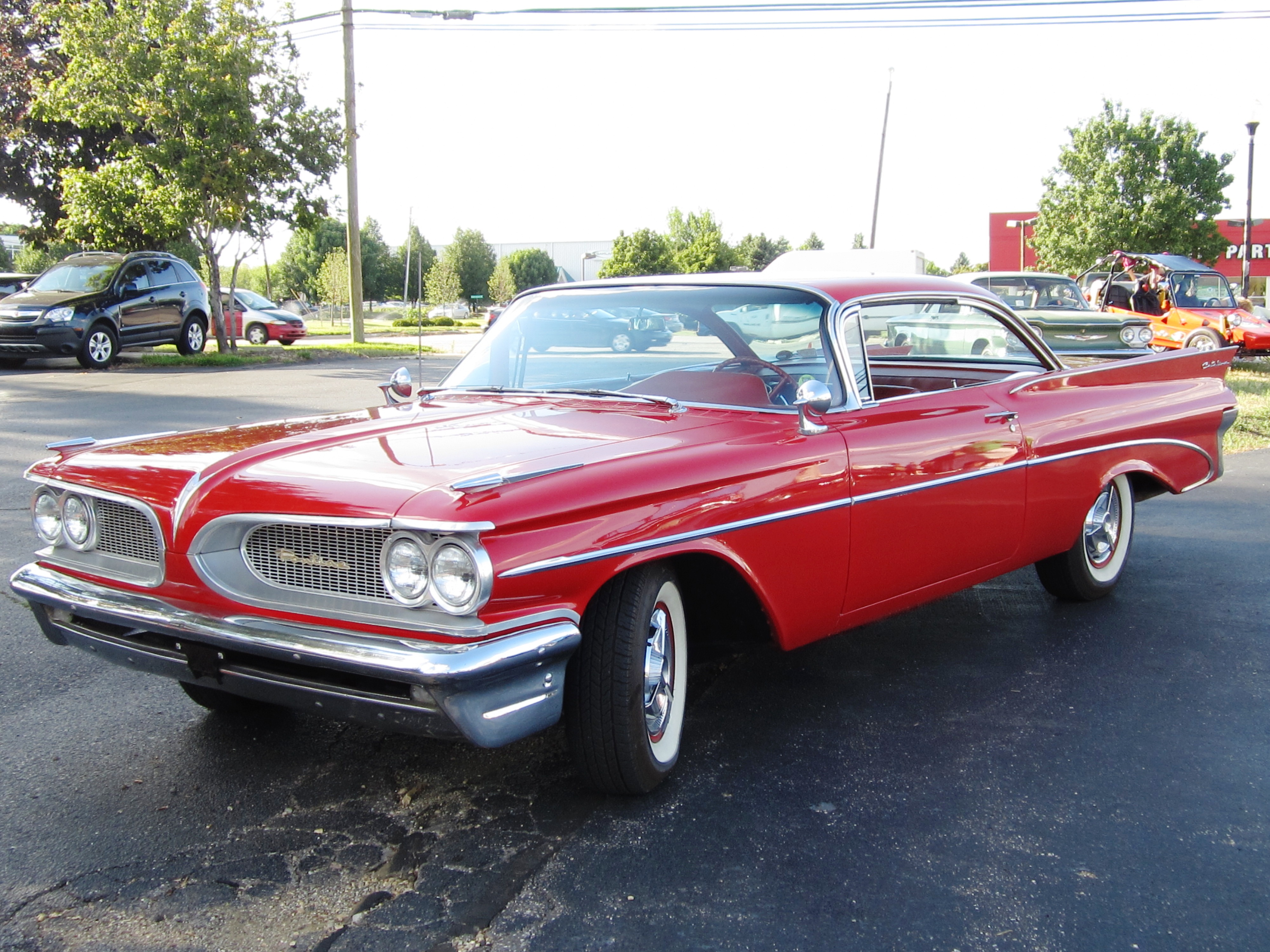 1959 Pontiac Catalina Information And Photos Momentcar