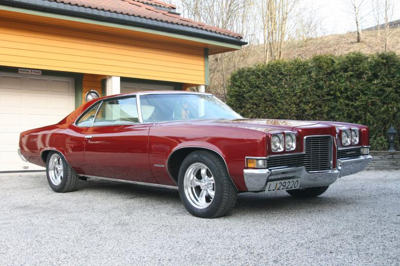 1971 pontiac catalina   information and photos   momentcar