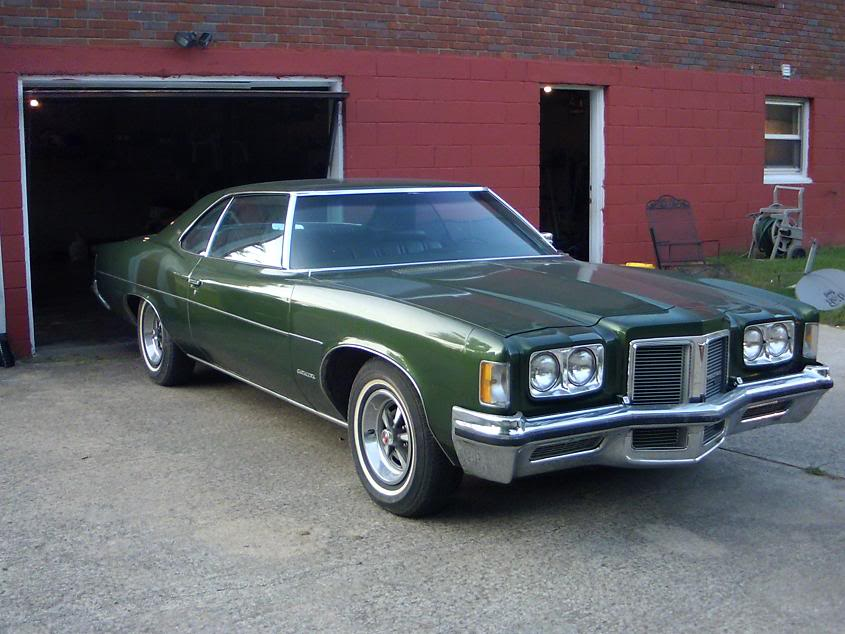 1972 Pontiac Catalina Information And Photos Momentcar