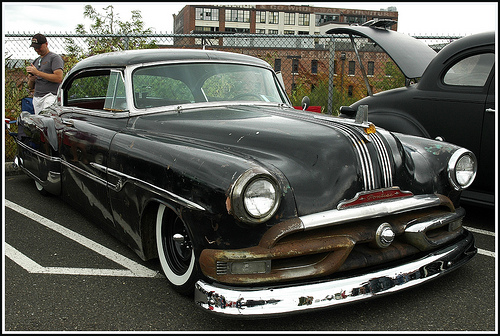 1953 Pontiac Chieftain  Information and photos  MOMENTcar