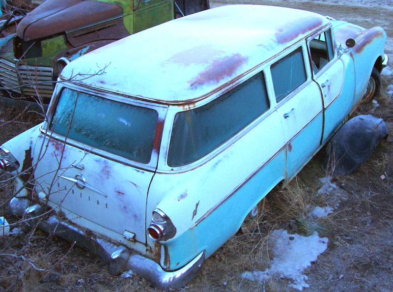 Classic Car Wagons For Sale