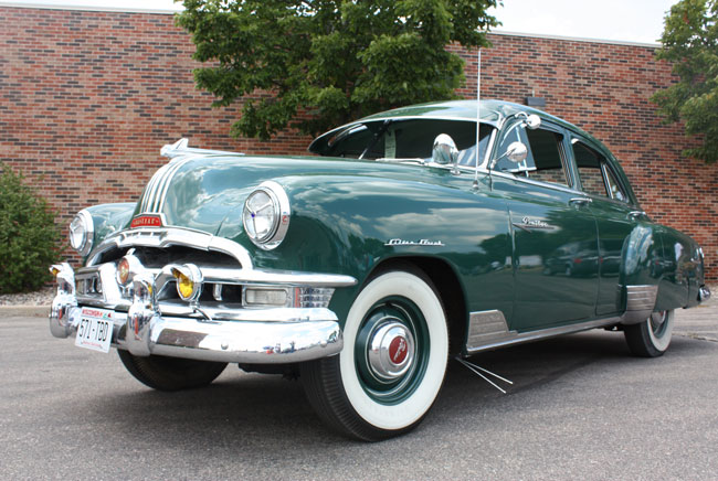 Download Pontiacdeluxe195212: 1951 Pontiac Wiring Schematic At Executivepassage.co