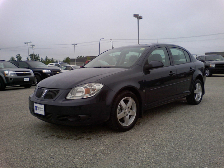 2008 Pontiac G5 Information And Photos Momentcar
