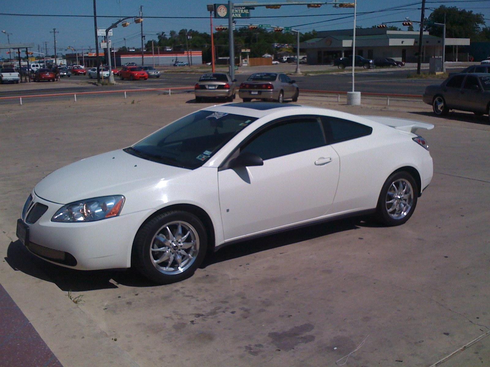 2007 Pontiac G6 Information And Photos Momentcar