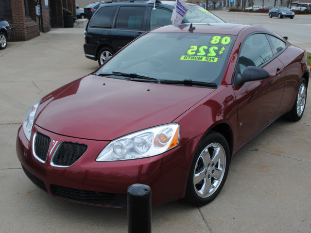 2008 Pontiac G6 Information And Photos Momentcar