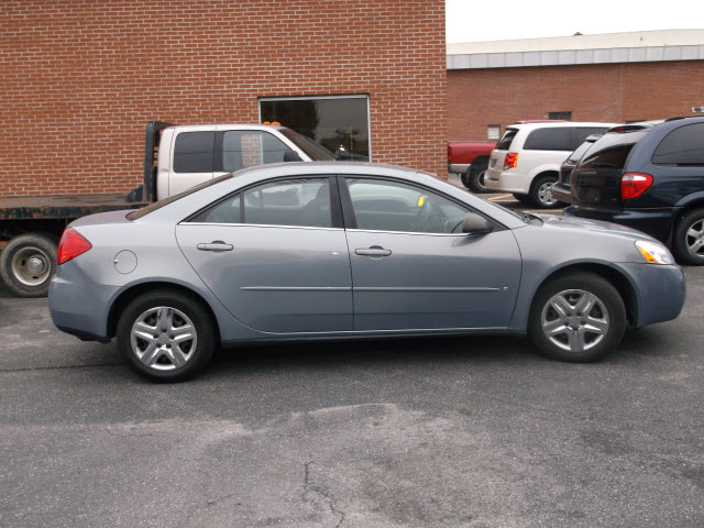 Pontiac G6 Value Leader #4