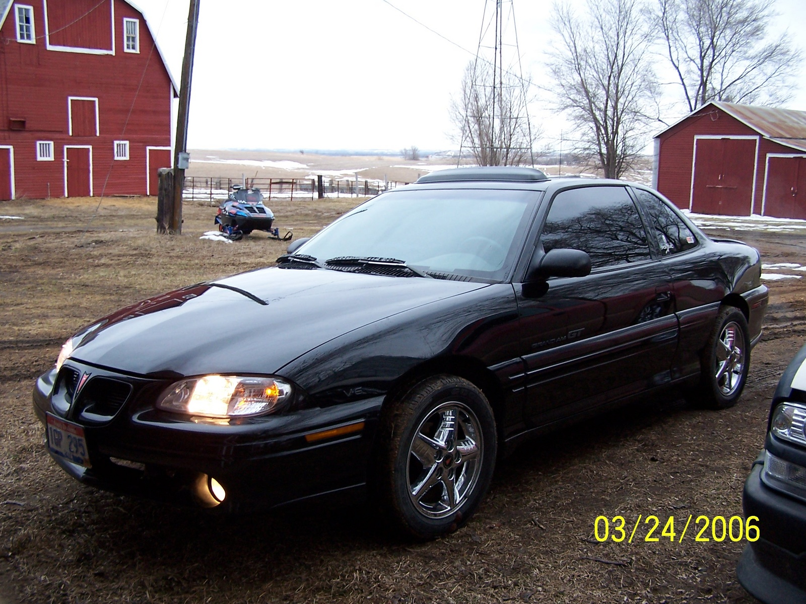 Pontiac Grand Am 1997 #8