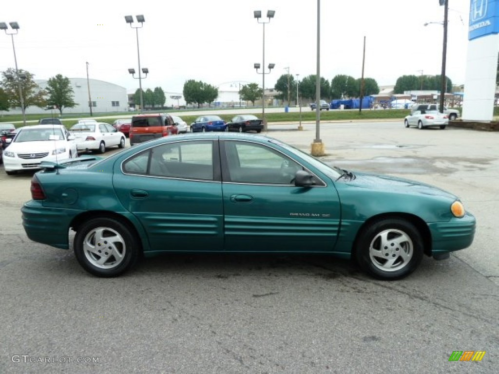 1999 Pontiac Grand Am Information And Photos Momentcar