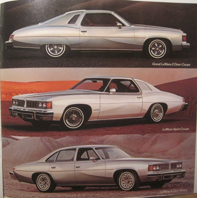 Pontiac Grand LeMans #4