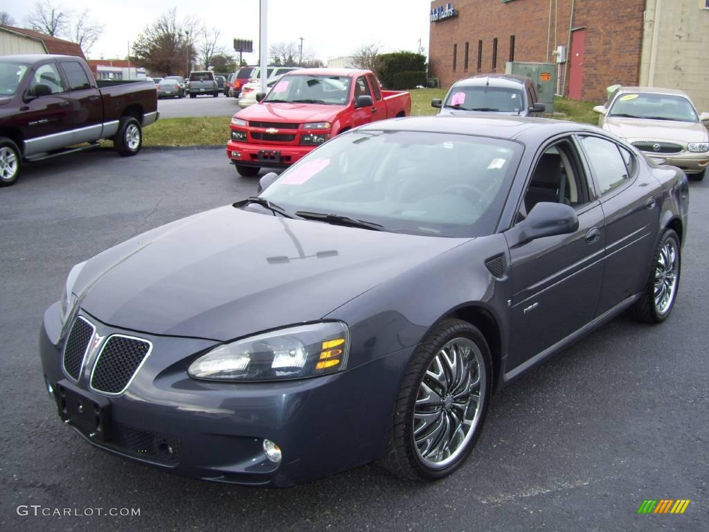 2008 Pontiac Grand Prix Information And Photos Momentcar
