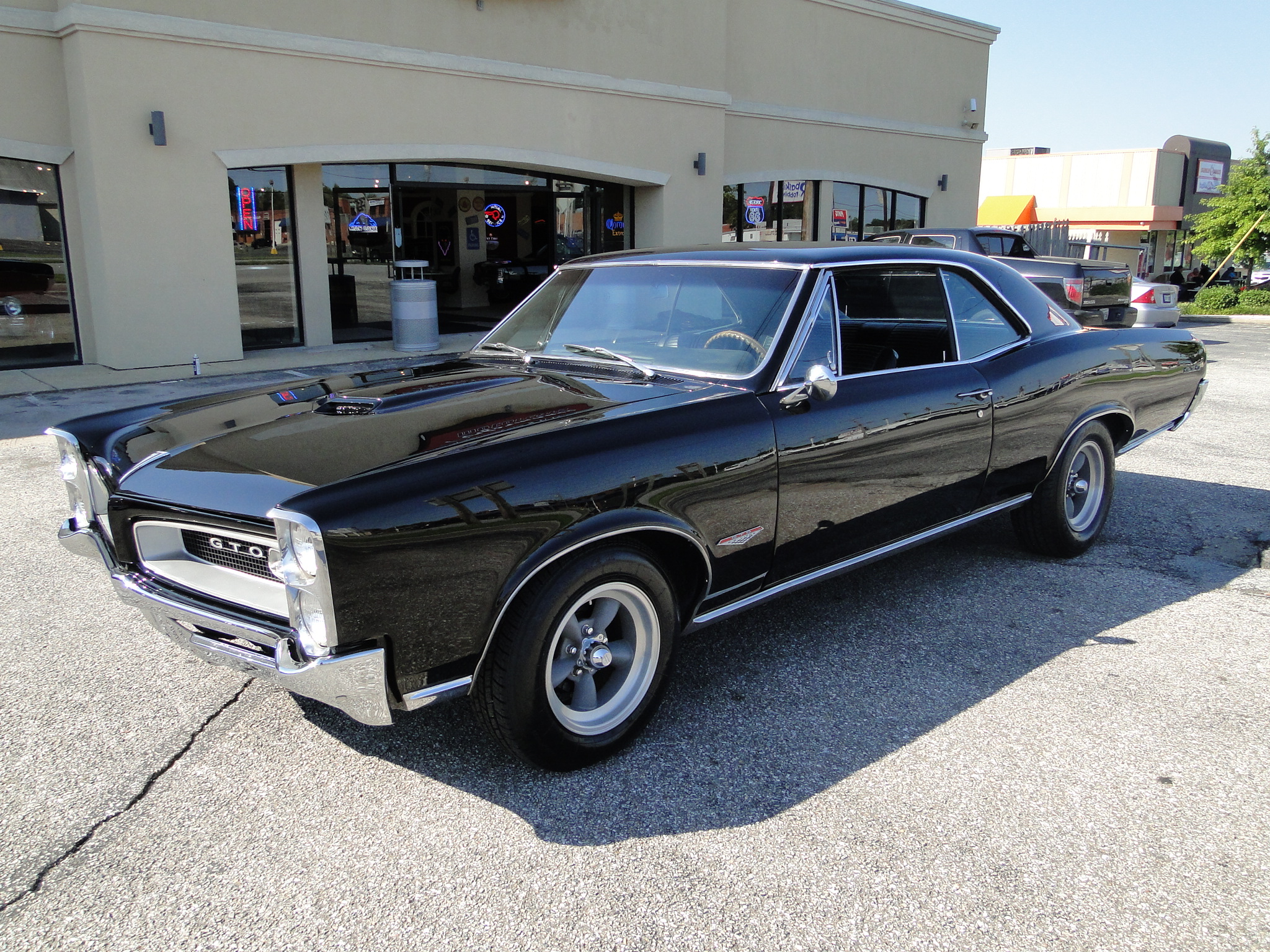 1966 Pontiac Gto Information And Photos Momentcar 1960 Drawings 6