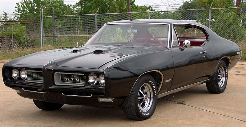 1968 Pontiac Gto Information And Photos Momentcar