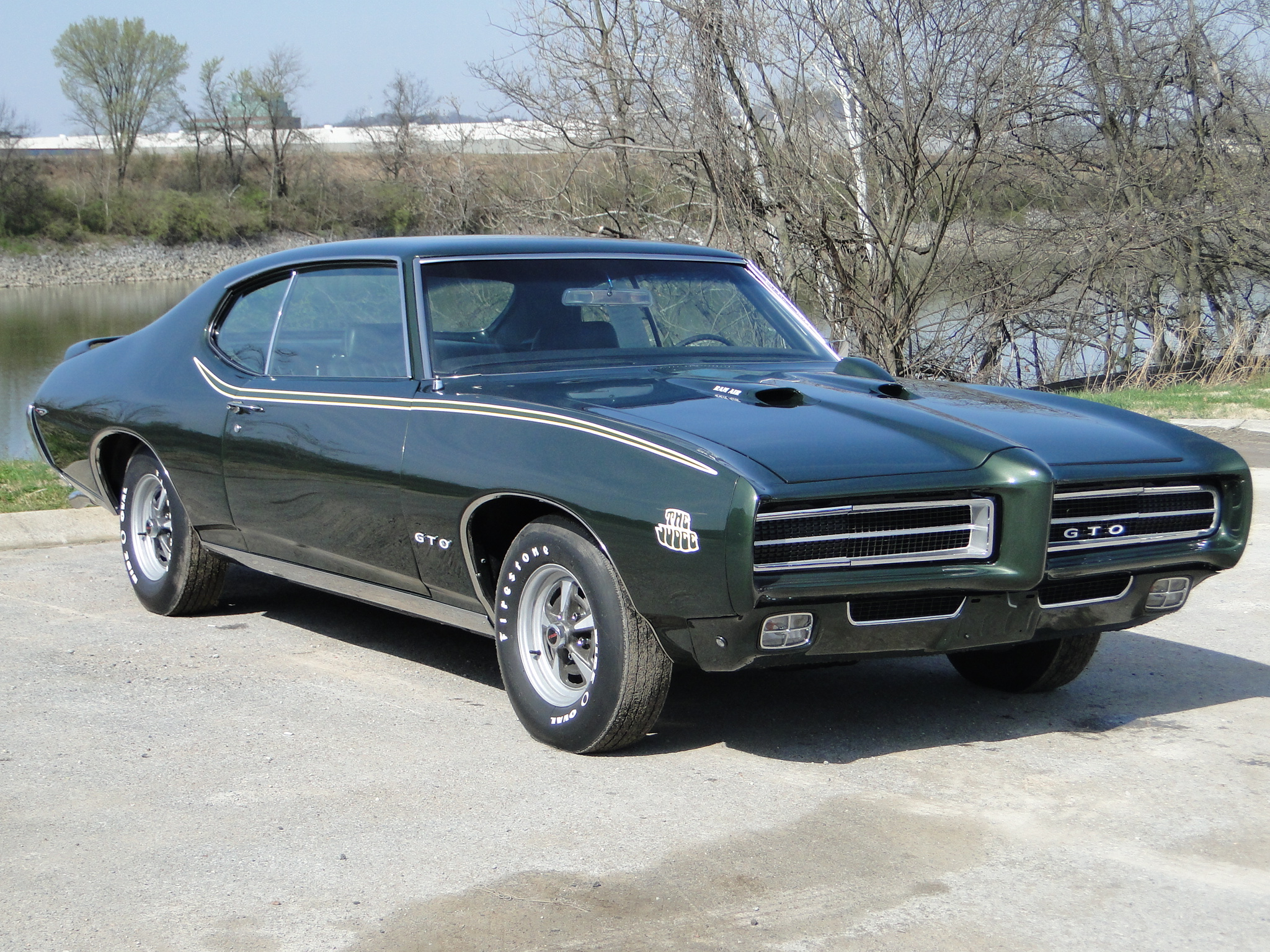 1969 Pontiac Gto Information And Photos Momentcar
