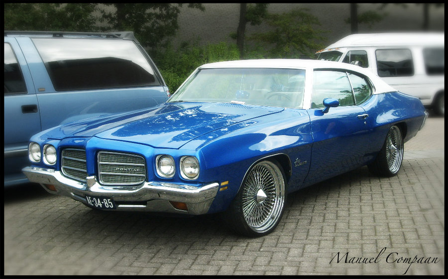 1972 pontiac le mans - photo #12