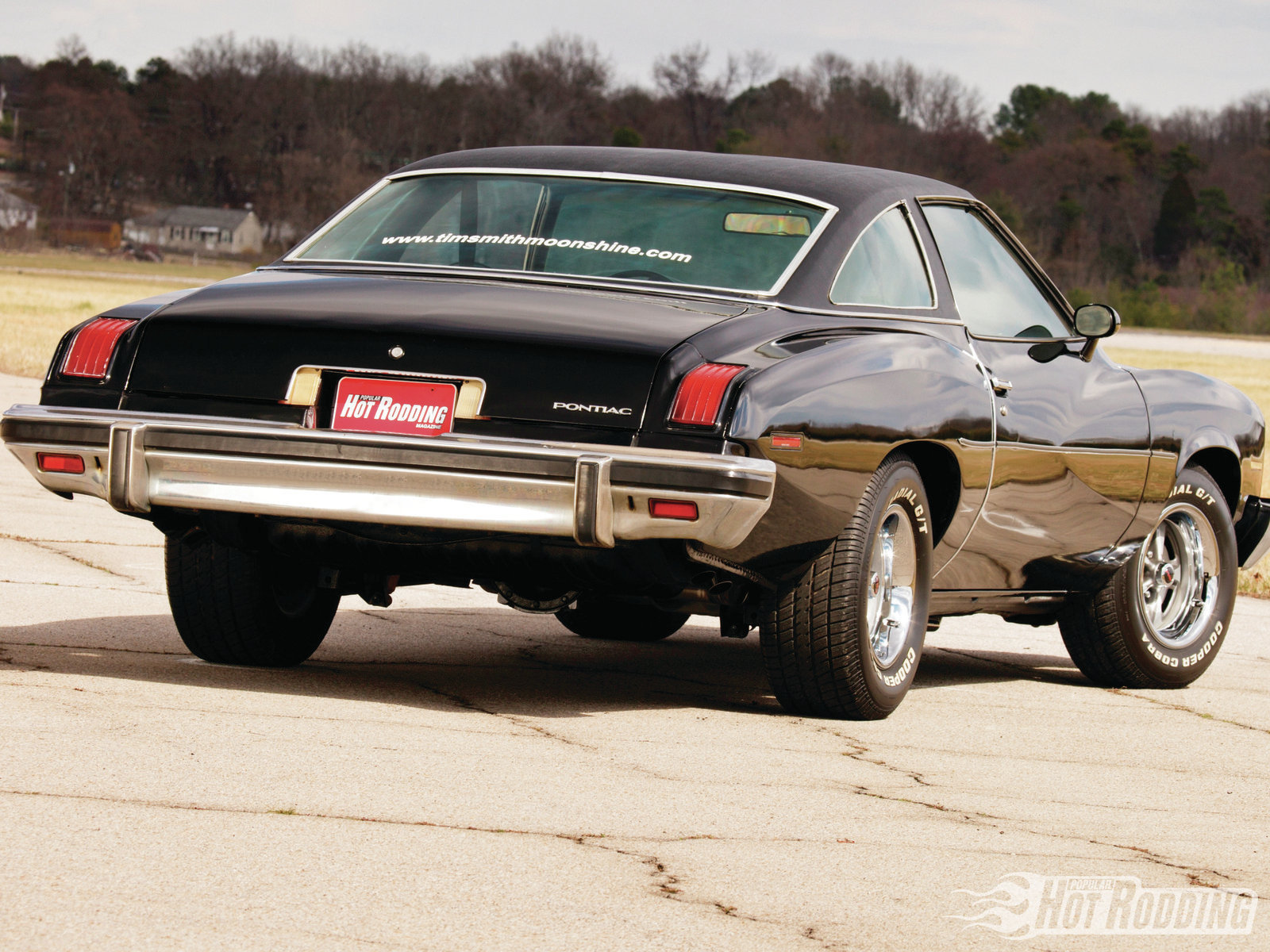 1974 Pontiac Lemans Information And Photos Momentcar