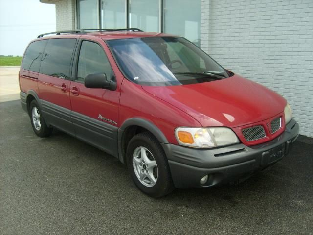 1999 pontiac montana information and photos momentcar momentcar