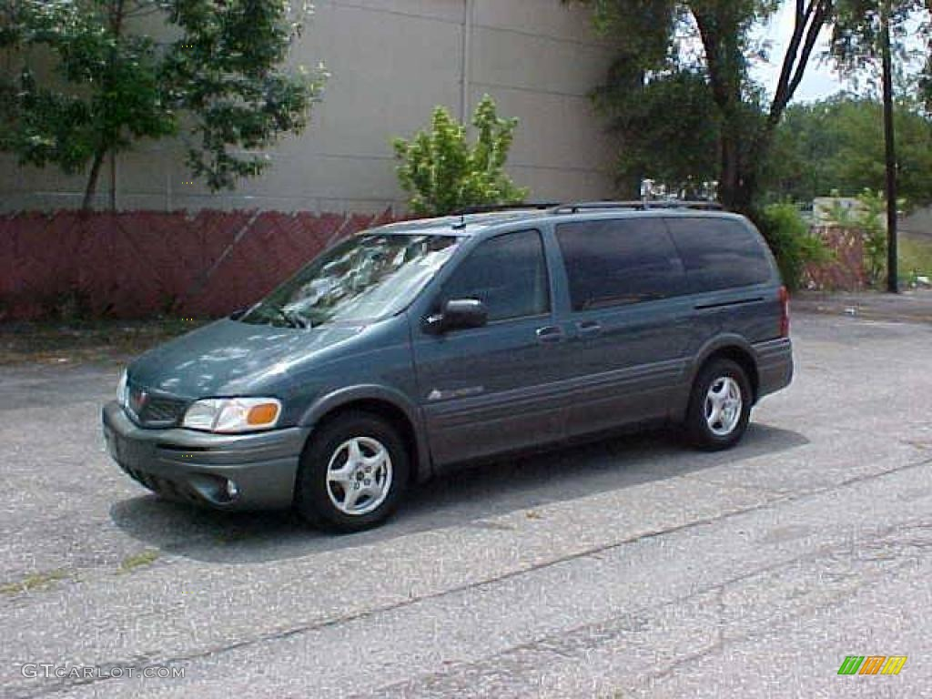 2004 Pontiac Montana - Information And Photos