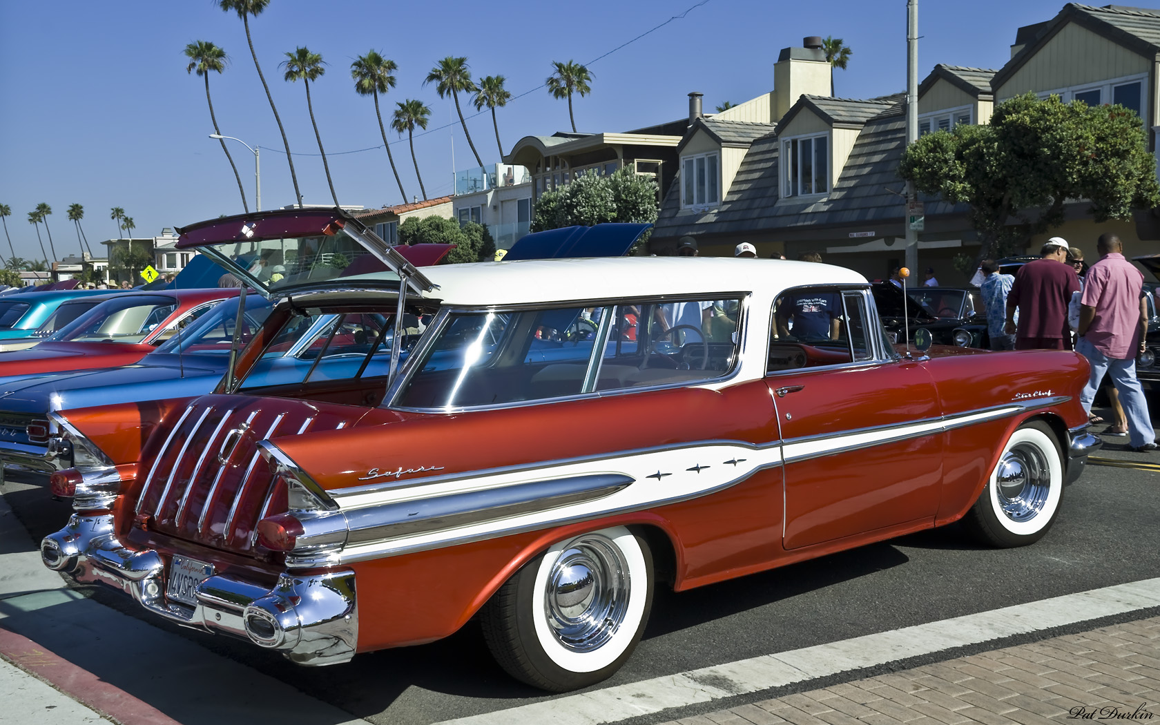 Pontiac Safari Information And Photos Momentcar