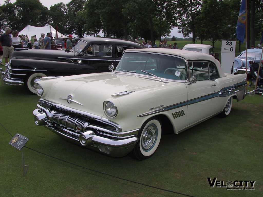 1957 Pontiac Star Chief Information And Photos Momentcar