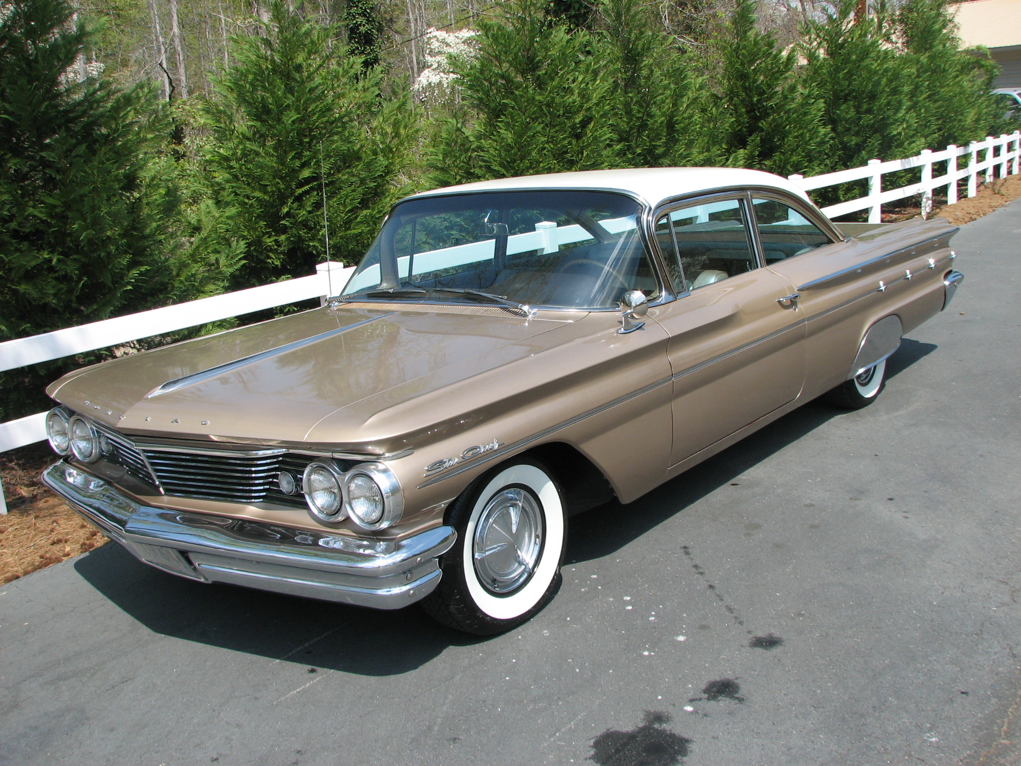 1960 Pontiac Star Chief Information And Photos Momentcar
