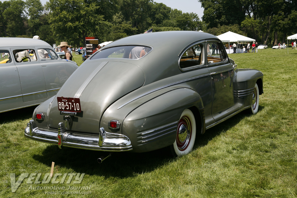 1941 Pontiac Streamliner Information And Photos Momentcar