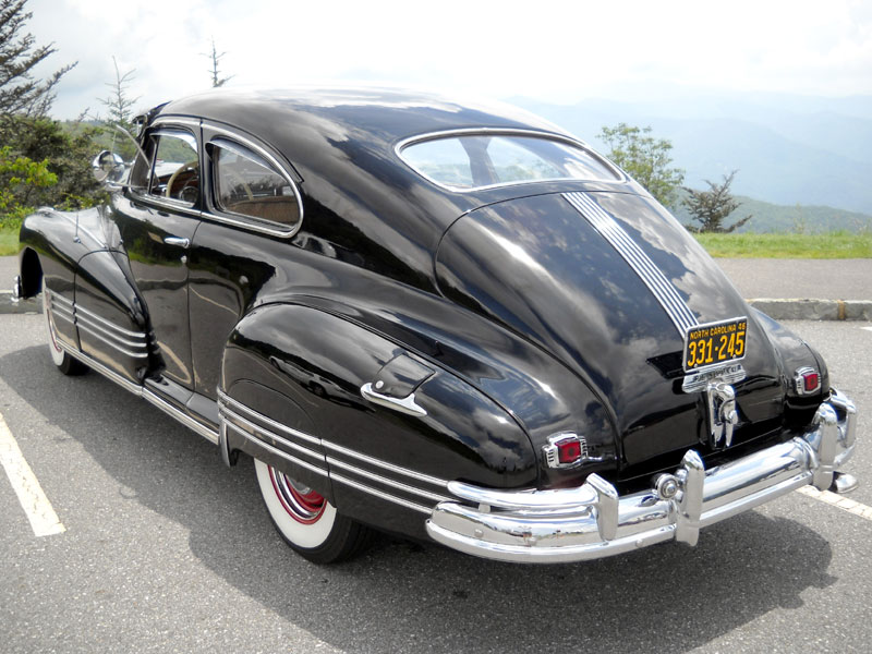 1946 Pontiac Streamliner Information And Photos Momentcar