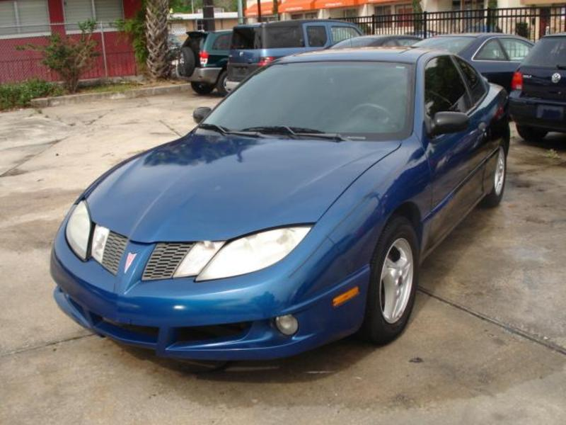 2003 Pontiac Sunfire Information And Photos Momentcar
