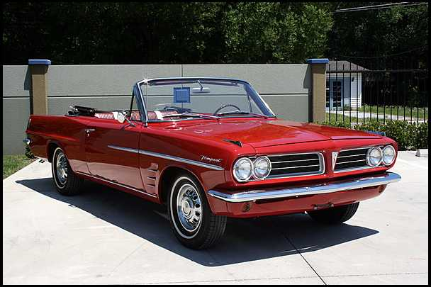 1963 Pontiac Tempest Information And Photos Momentcar