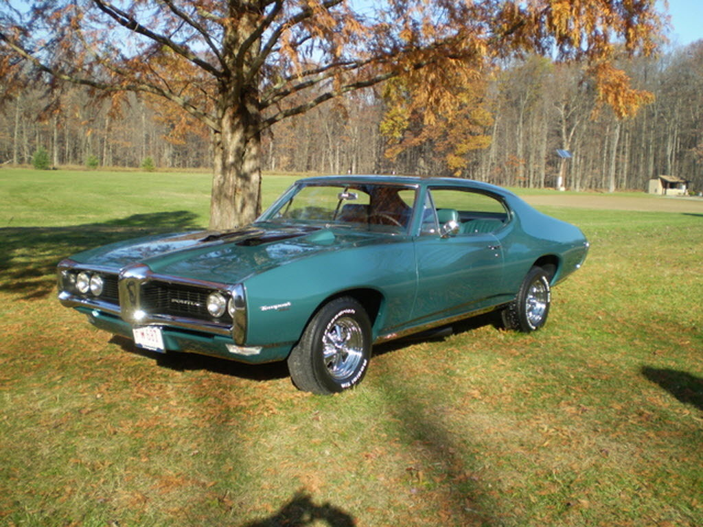 1968 pontiac tempest information and photos momentcar