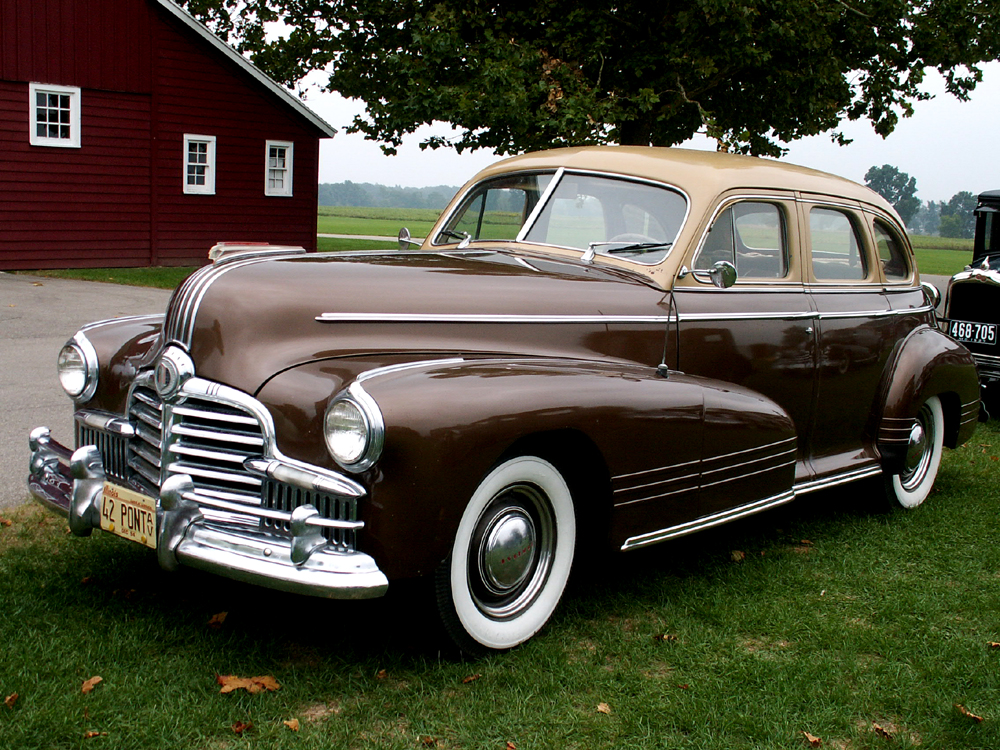 1948 Willys Jeep For Sale 1942 Pontiac Torpedo - Information and photos - MOMENTcar