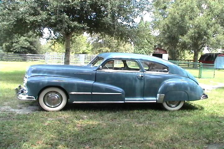 1948 Pontiac Torpedo Information And Photos Momentcar