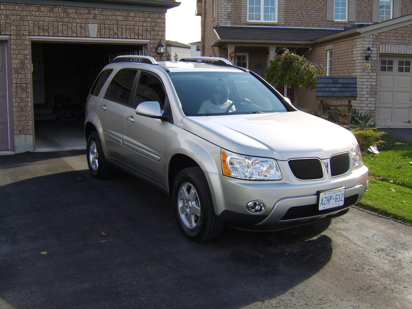 2006 Pontiac Torrent Information And Photos Momentcar