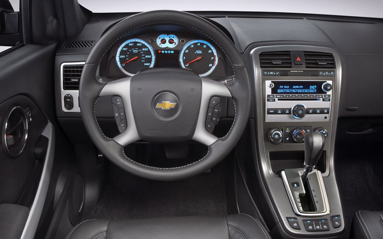 2007 pontiac torrent information and photos momentcar for Inside 2007 torrent