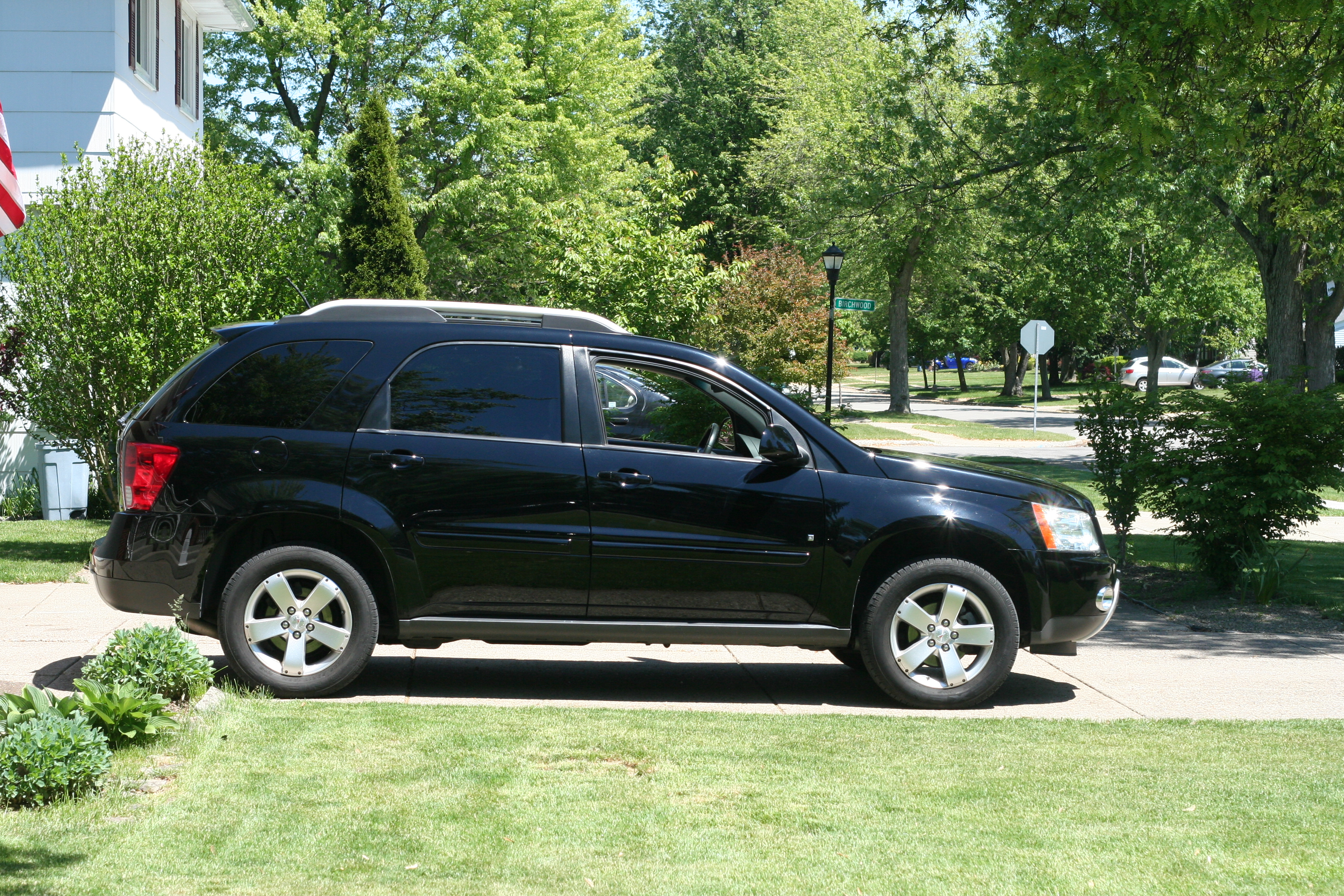 2008 pontiac torrent information and photos momentcar. Black Bedroom Furniture Sets. Home Design Ideas