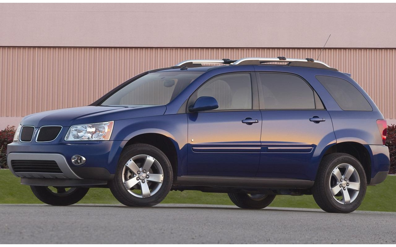 Pontiac Torrent 2009 #11