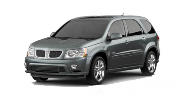 Pontiac Torrent 2009 #2
