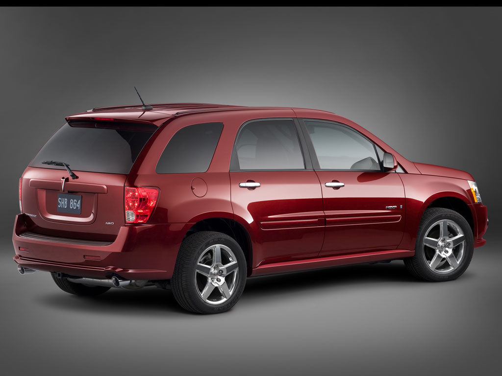 Pontiac Torrent 2009 #4