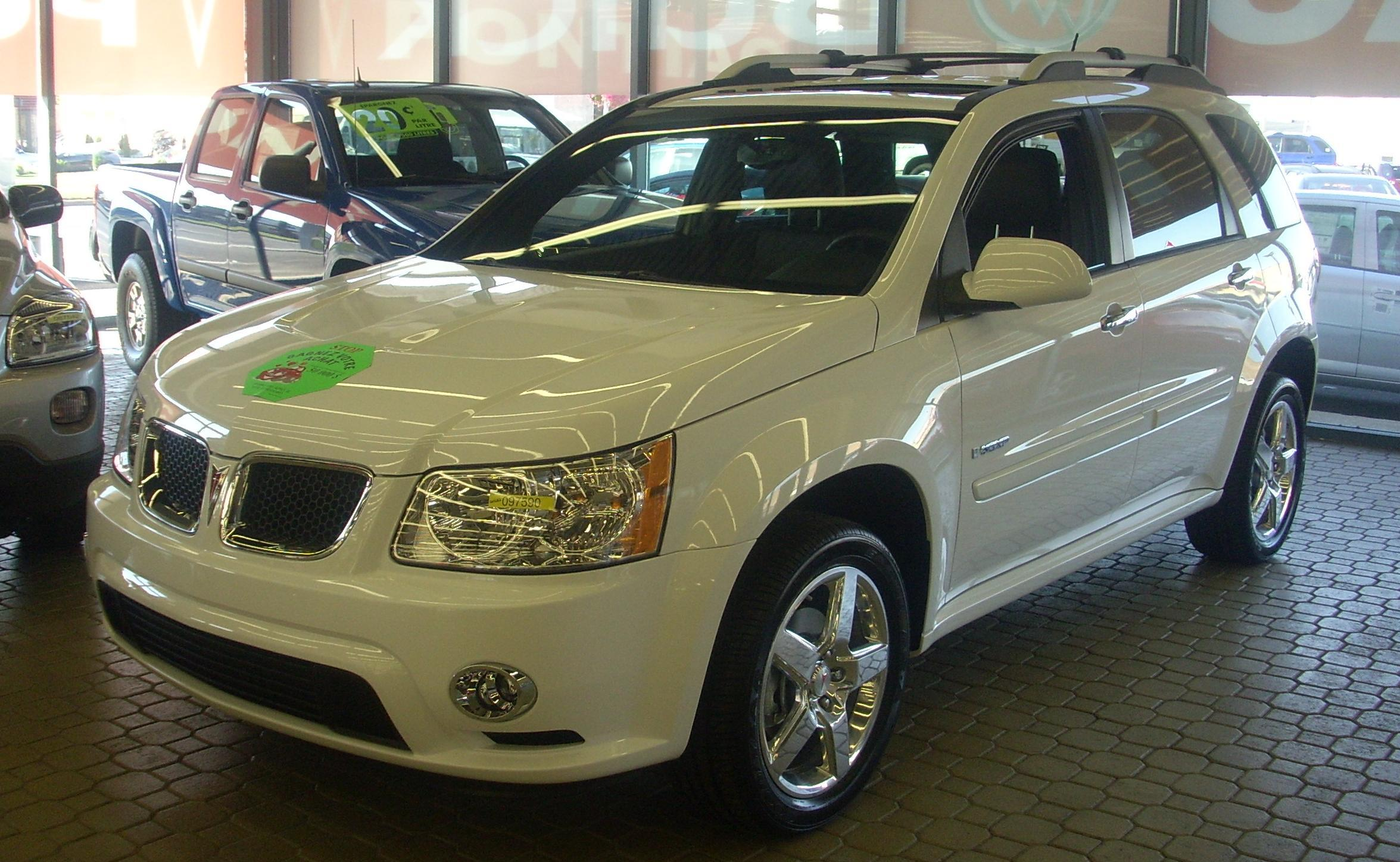 Pontiac Torrent 2009 #5