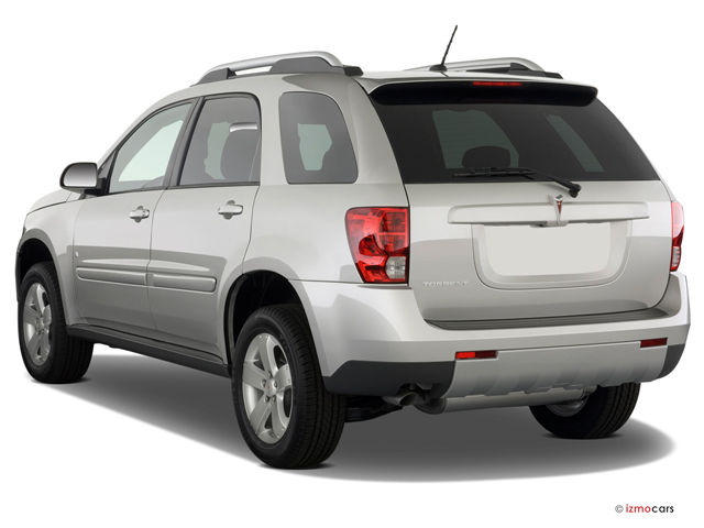 Pontiac Torrent 2009 #9