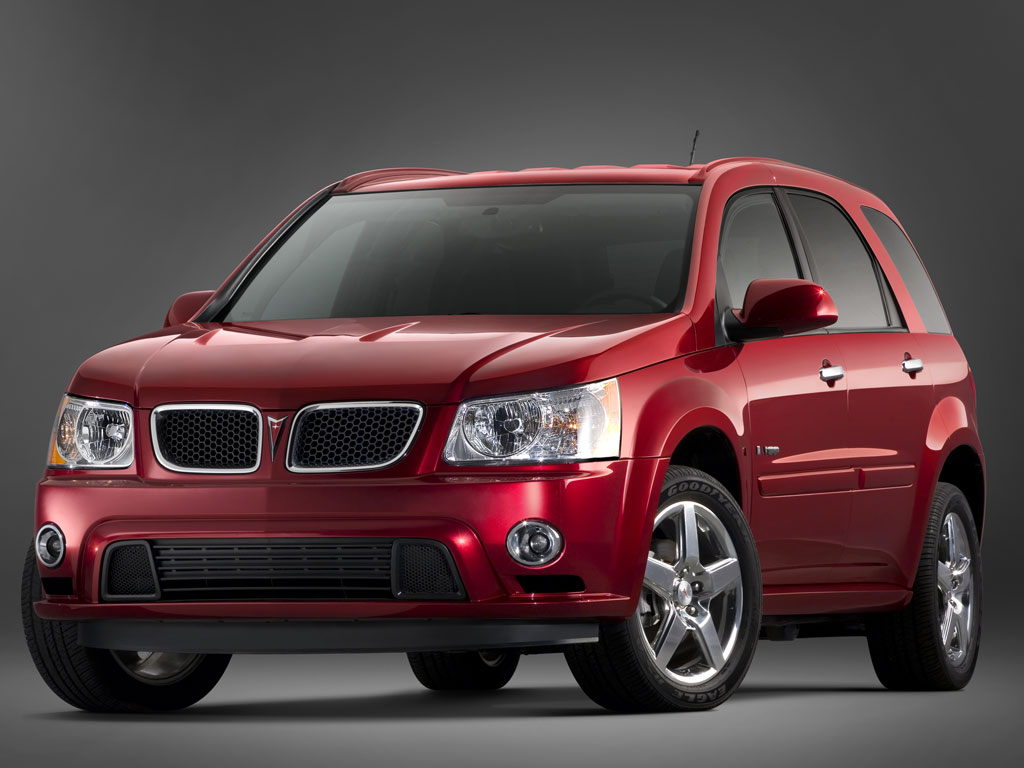 Pontiac Torrent #5