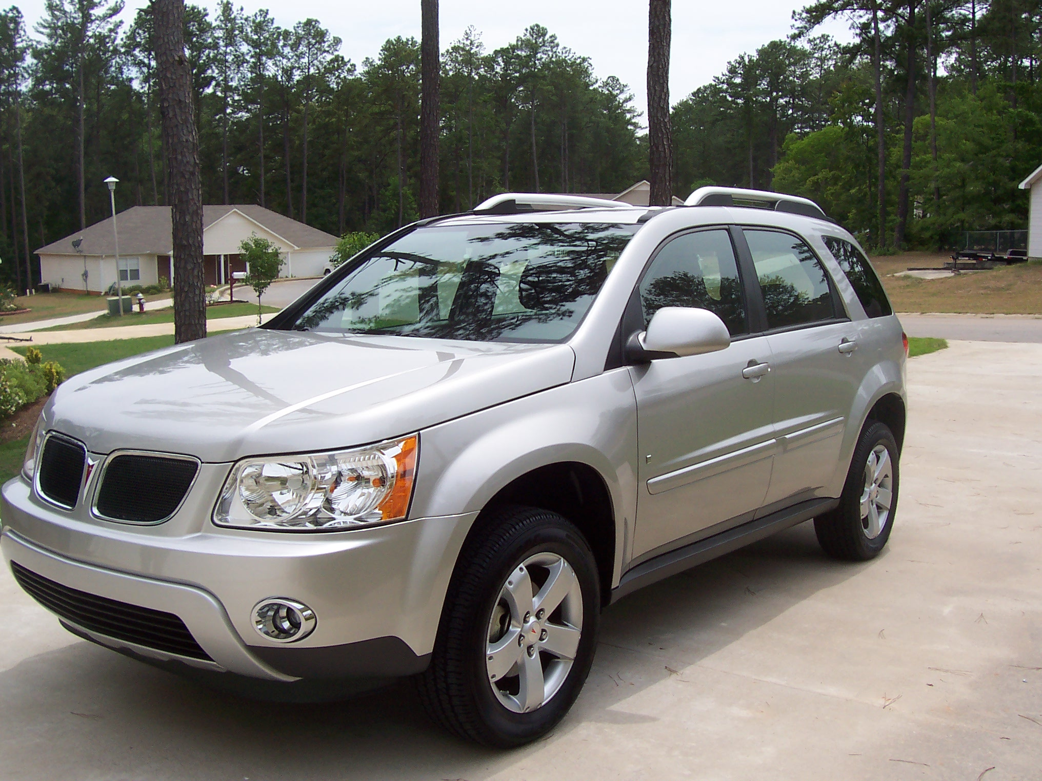 Pontiac Torrent #8