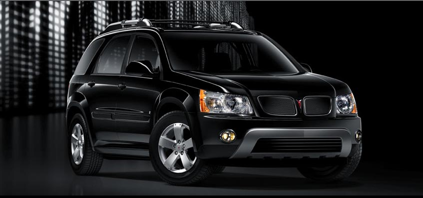 Pontiac Torrent #9