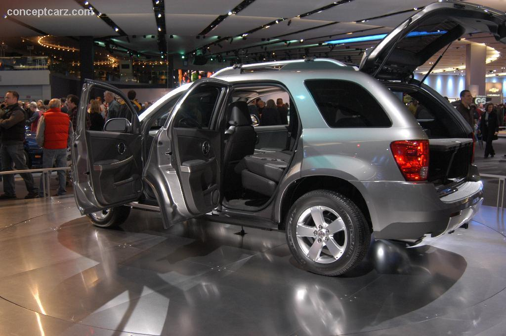 Pontiac Torrent #10