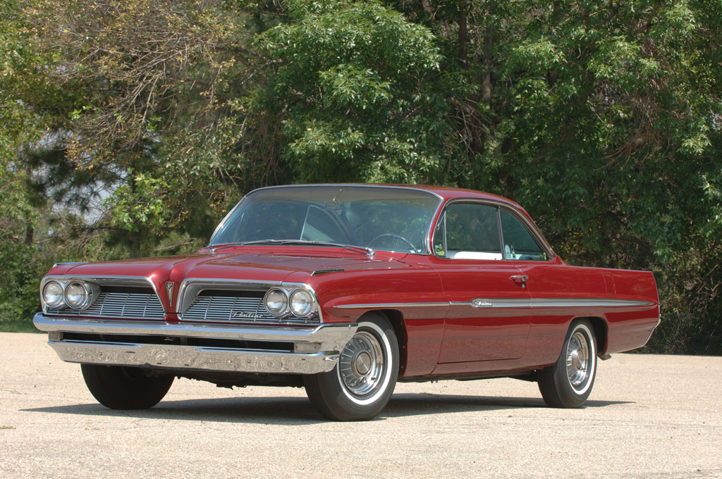 1961 pontiac ventura information and photos momentcar. Black Bedroom Furniture Sets. Home Design Ideas