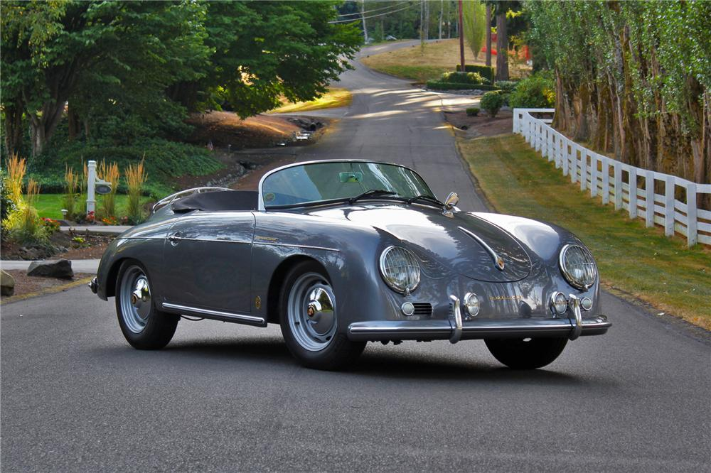 1957 Porsche 356 - Information and photos - MOTcar