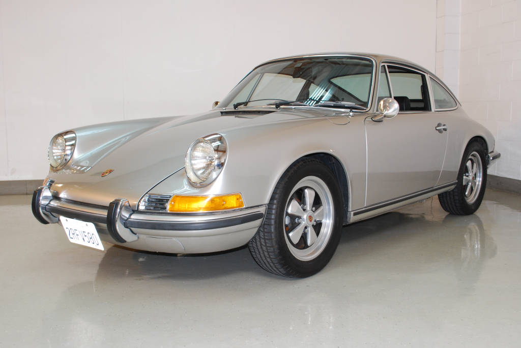 1971 Porsche 911 - Information and photos - MOTcar