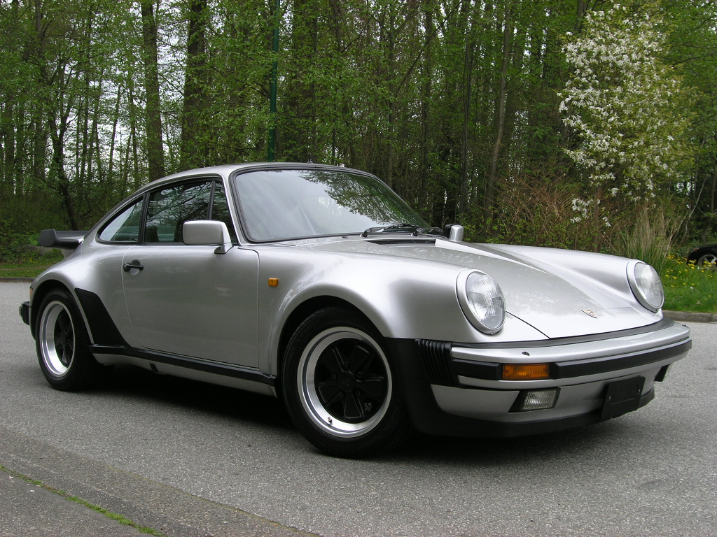 1986 Porsche 911 Information And Photos Momentcar